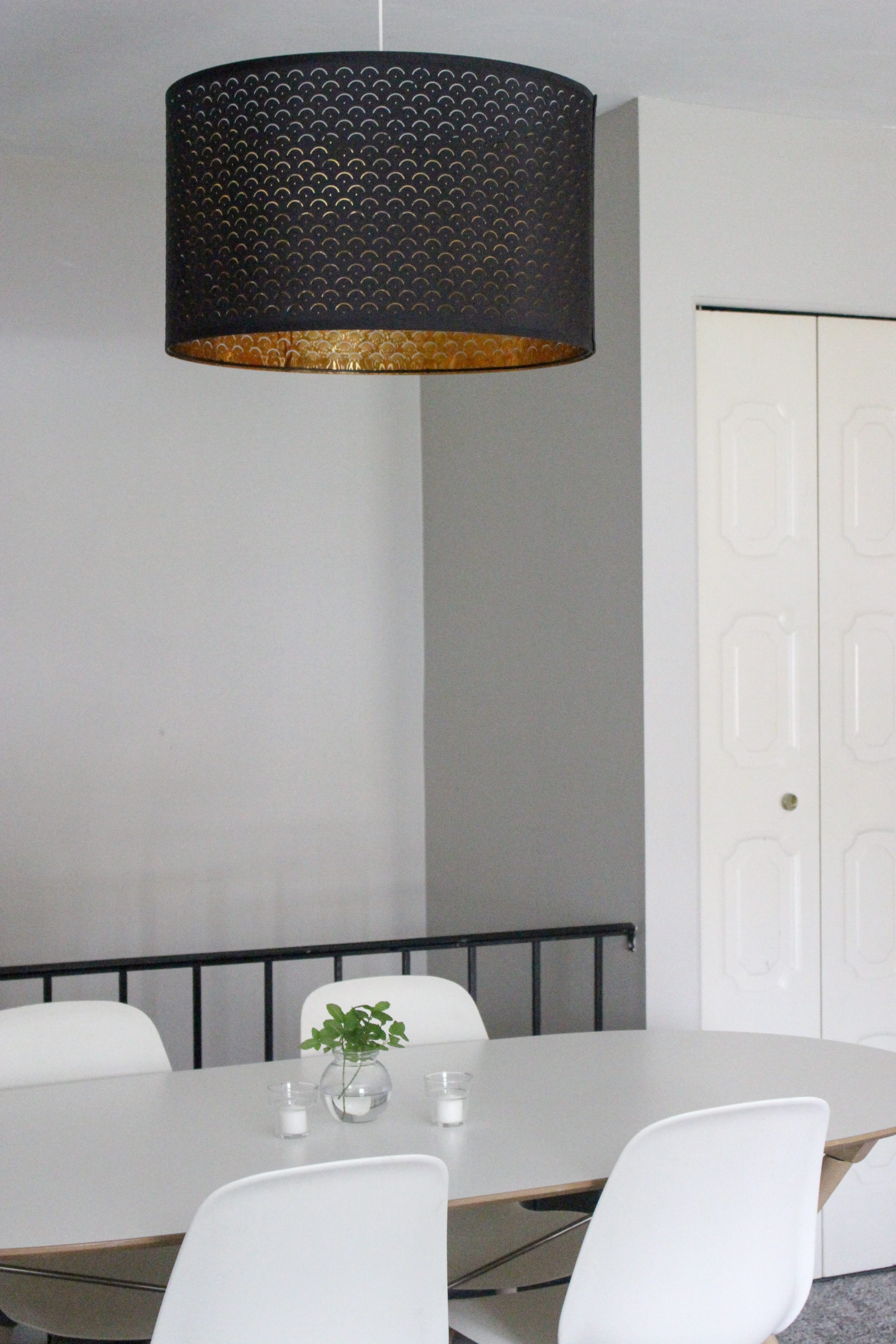 Overhead Pendant Lighting Without Electrical Work